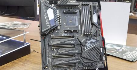MSI shows off X570 motherboards ready for 3rd Gen Ryzen | bit-tech net