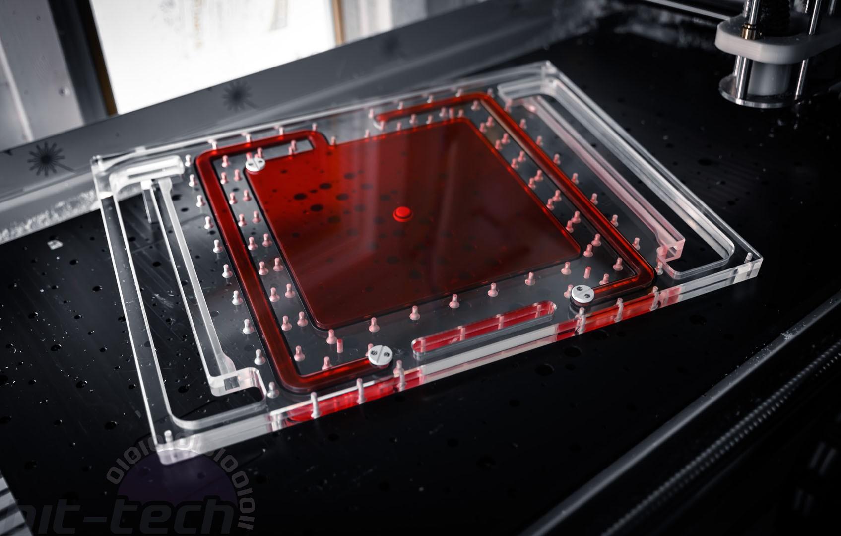 How To Machine a Distro Plate | bit-tech net