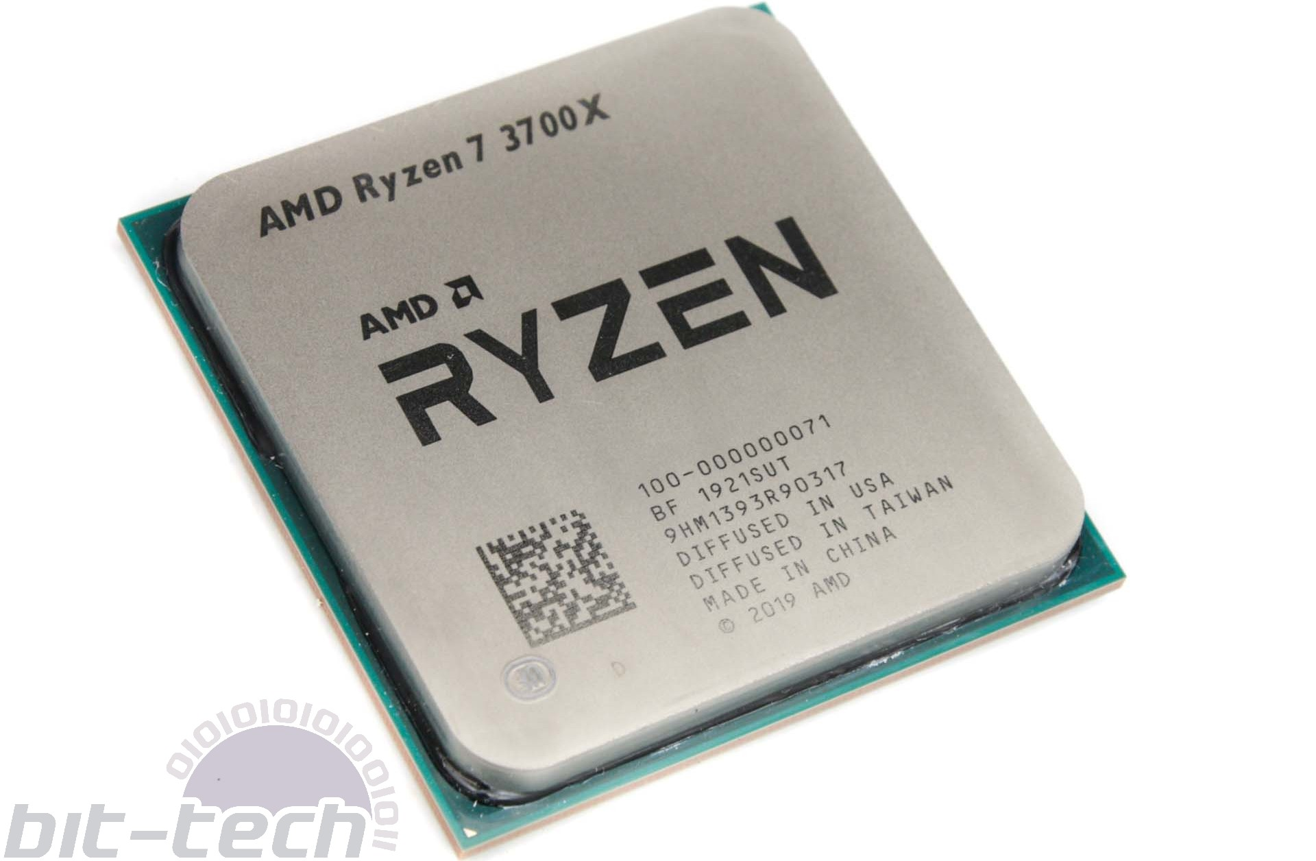 Amd Ryzen 7 3700x Review Bit Tech Net