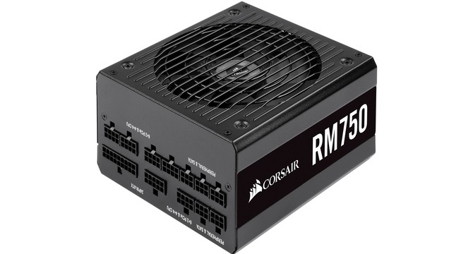 Corsair RM Series RM750 Review