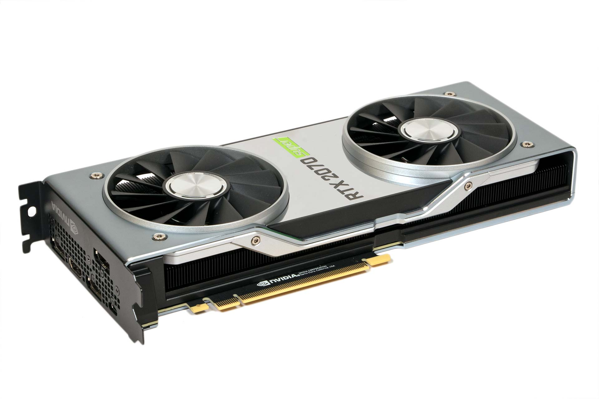 Nvidia GeForce RTX 2070 Super Founders Edition Review   bit