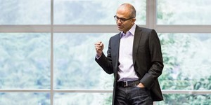 Microsoft boasts of record financial year - again