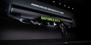 Nvidia's second quarter shows big year-on-year revenue drop