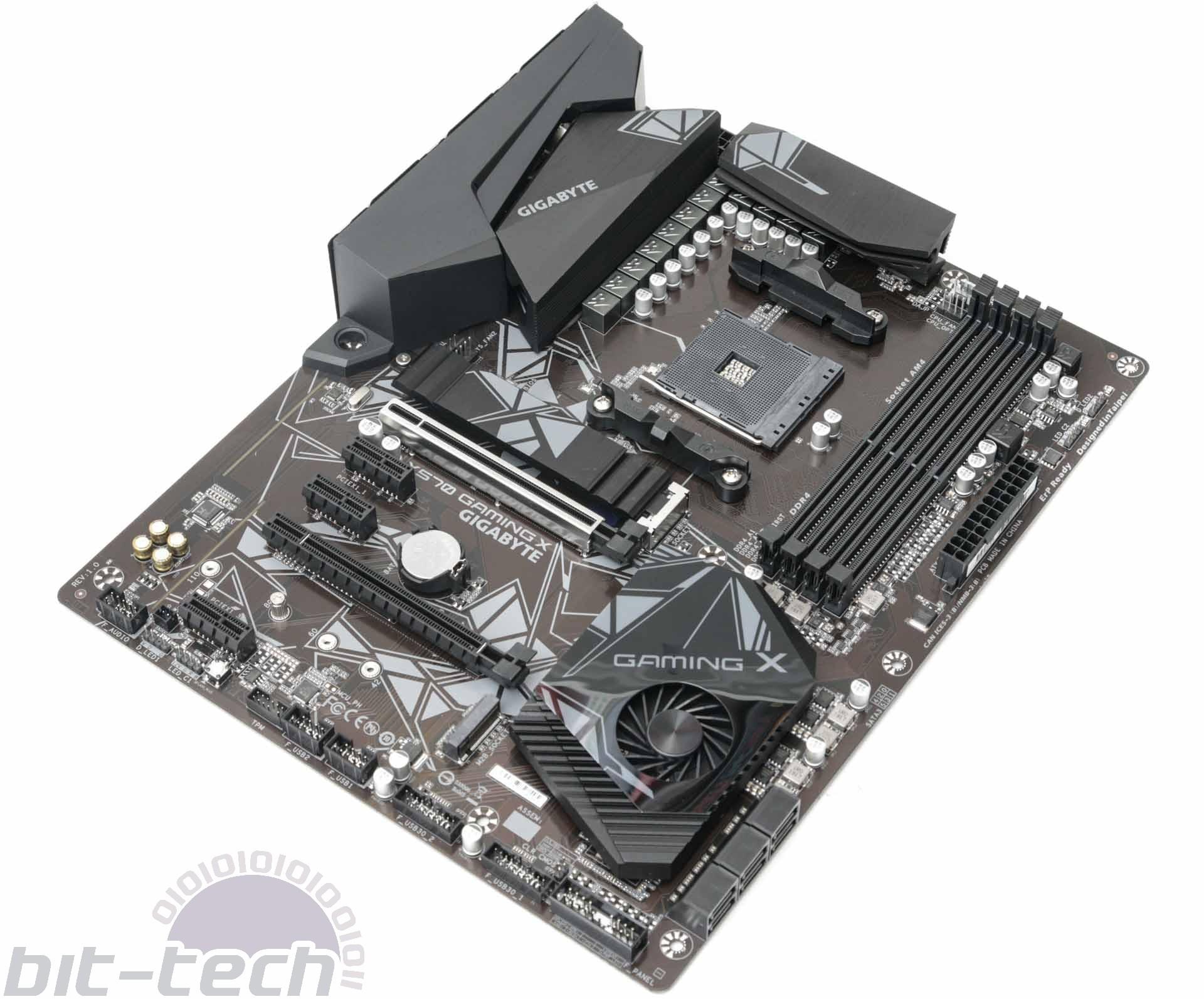Gigabyte X570 Gaming X Review Bit Tech Net