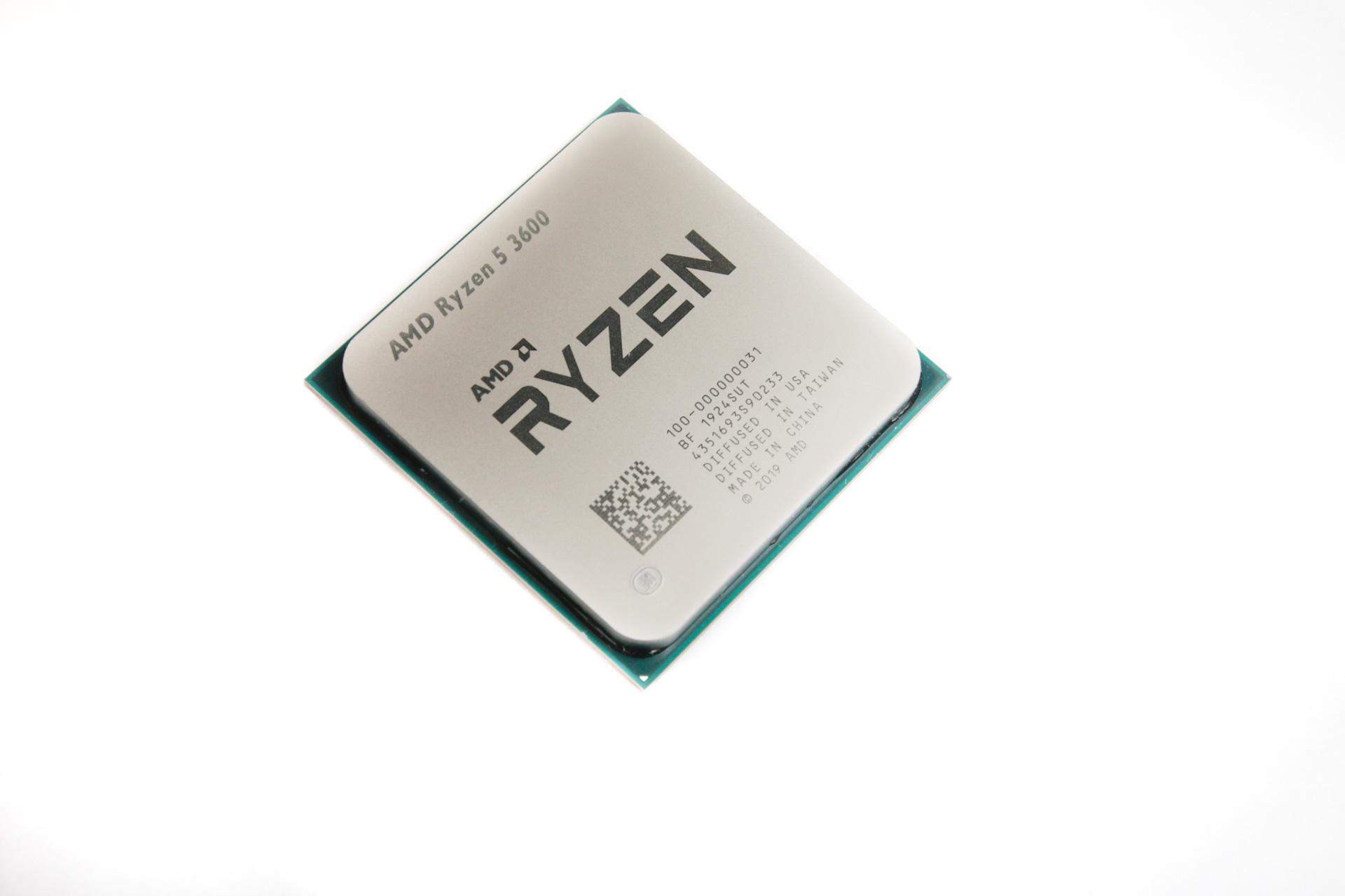 Amd Ryzen 5 3600 Review Bit Tech Net