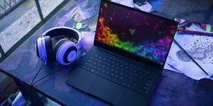 Razer unveils 'world's first gaming Ultrabook'