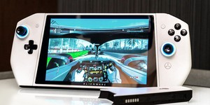Alienware shows off Concept UFO: a handheld PC gaming device