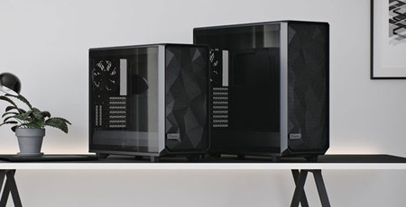 Fractal Design Meshify 2 and Meshify 2 XL chassis launched