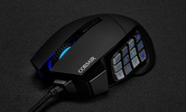 Corsair announces Scimitar RGB Elite gaming mouse