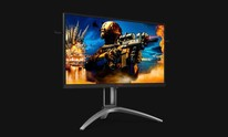 AOC says its Agon AG273QZ monitor will use 'next-gen' TN panel