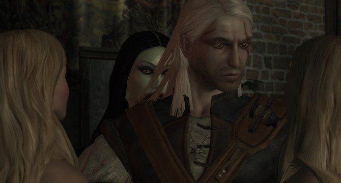 Revisiting the Witcher: Sex and Violence
