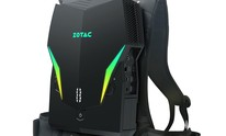Zotac launches the VR Go 3.0 gaming backpack