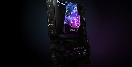 MSI and EKWB collaborate to release the MSI MPG Z490 Carbon EK X