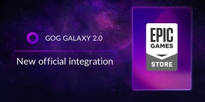 GOG Galaxy adds Epic Games Store integration