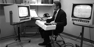 William English, co-creator of the computer mouse, dies at age of 91