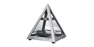 Azza announces pyramid-shaped mini-ATX case: Pyramid Mini 806