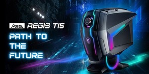 MSI announces Ampere refresh to MEG Aegis Ti5 gaming desktop