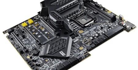 EVGA unveils EVGA Z490 Dark K|NGP|N limited edition motherboard thumbnail