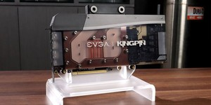EVGA reveals its RTX 3090 Kingpin Hydro Copper graphics card