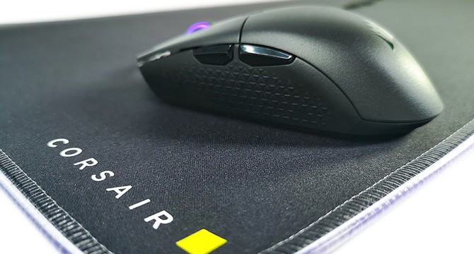 Corsair Katar Pro XT Mouse and MM700 RGB Mouse Mat review