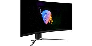MSI launches the MPG Artymis 343CQR gaming monitor