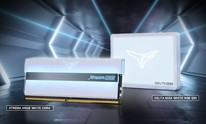 Team Group launches RGB RAM and SSD products in white