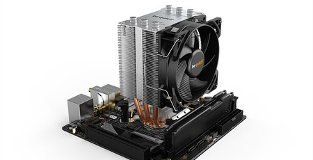 Be quiet!  Upgrades its Pure Rock Slim CPU cooler thumbnail