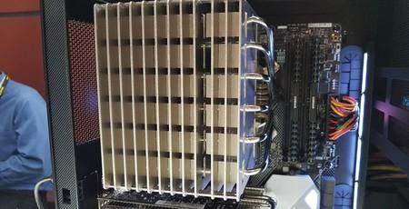 """Noctua's passive CPU cooler is due """"very soon"""""""