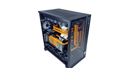 Cyberpower Hyper Liquid Extremely RTX PC thumbnail