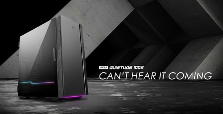 MSI MPG Quietude 100S silent gaming PC case launched thumbnail