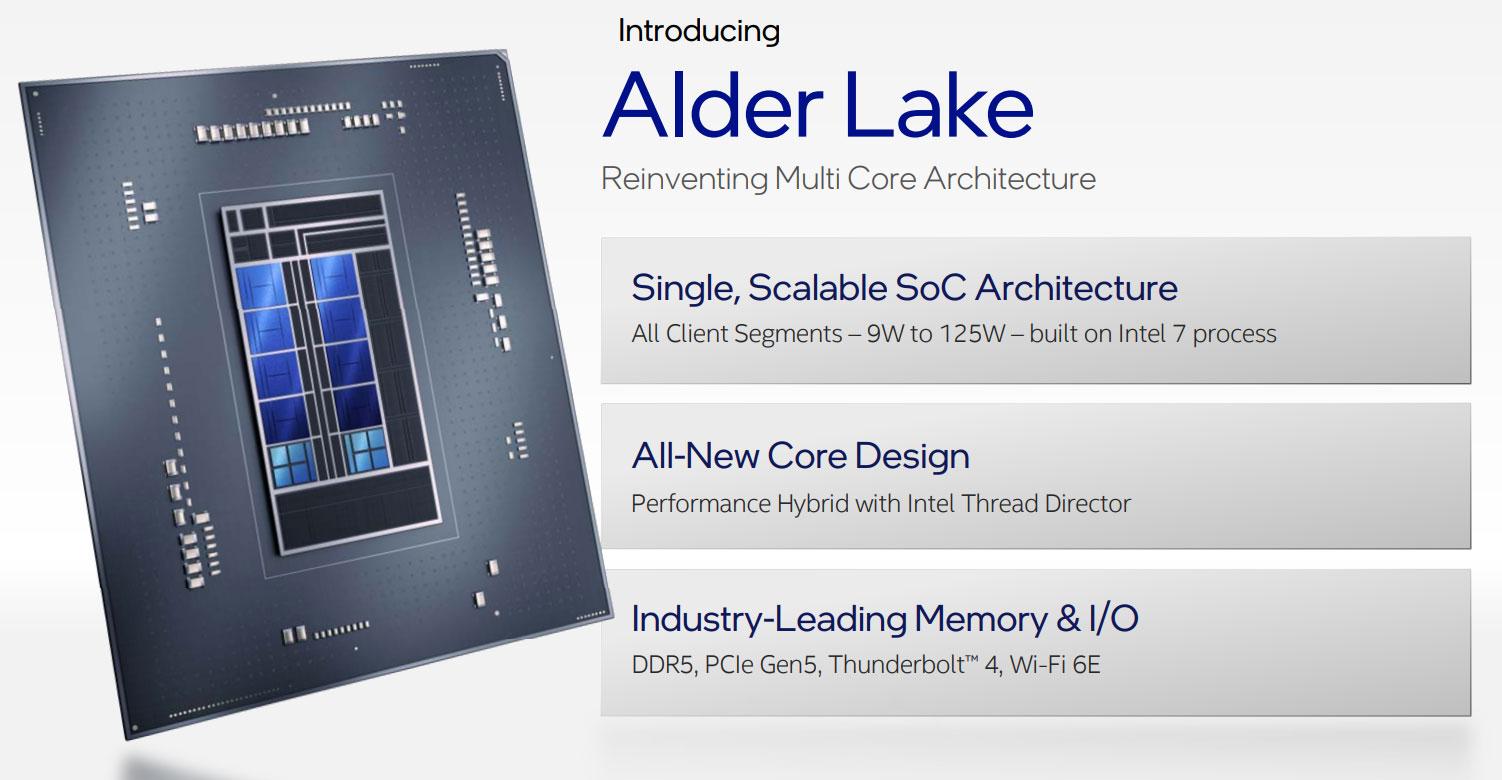 Intel Alder Lake-T 35W desktop processor specs leaked   bit-tech.net