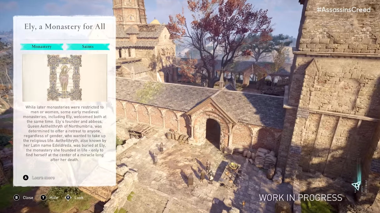 Assassin's Creed Discovery Tour: Viking Age arrives 19th Oct | bit-tech.net