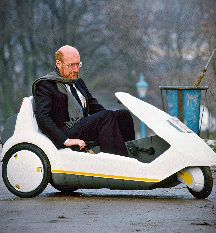 Sir Clive Sinclair, creator of the ZX Spectrum, has died | bit-tech.net