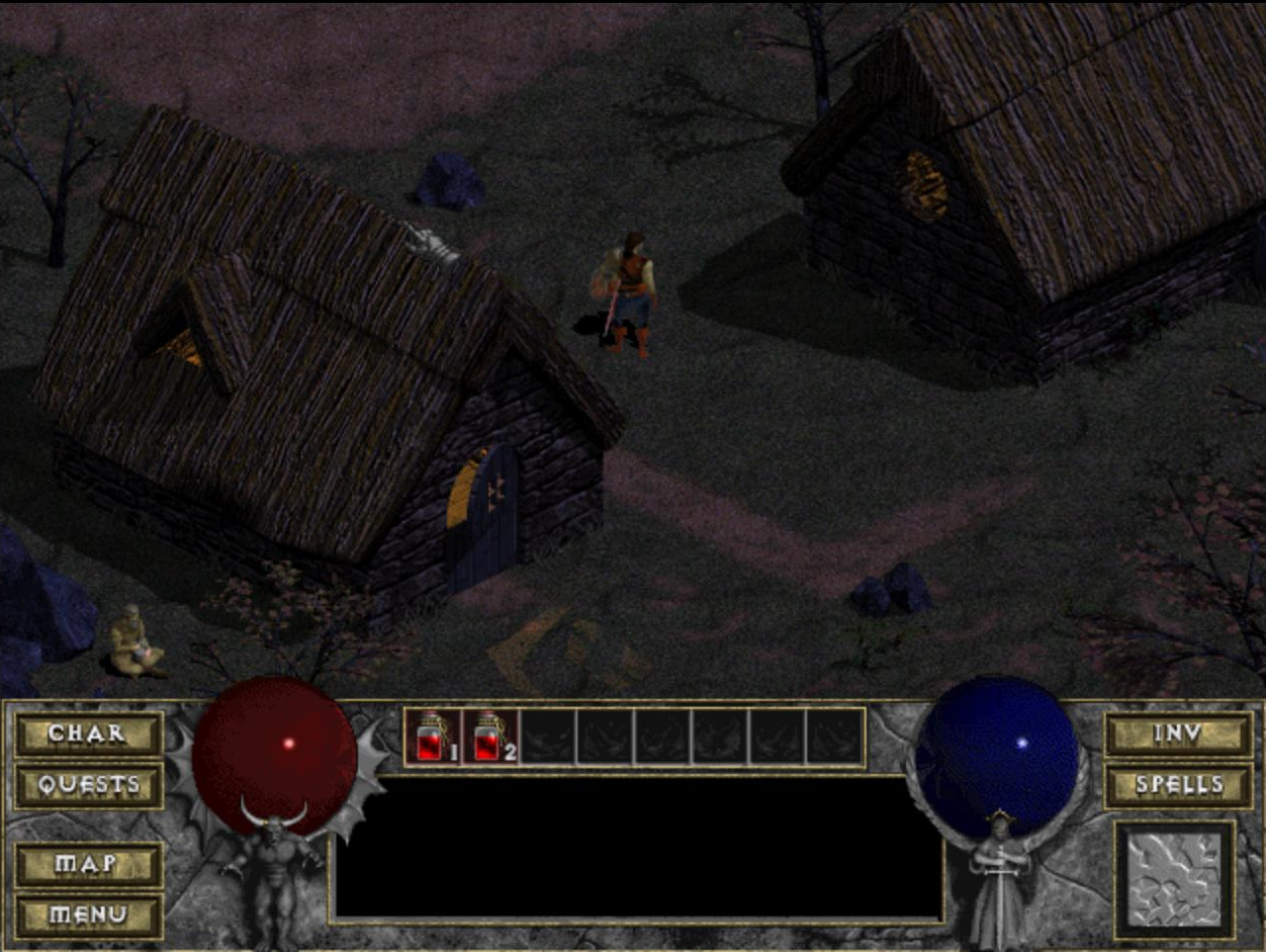 The Original Diablo Is Now On GOG